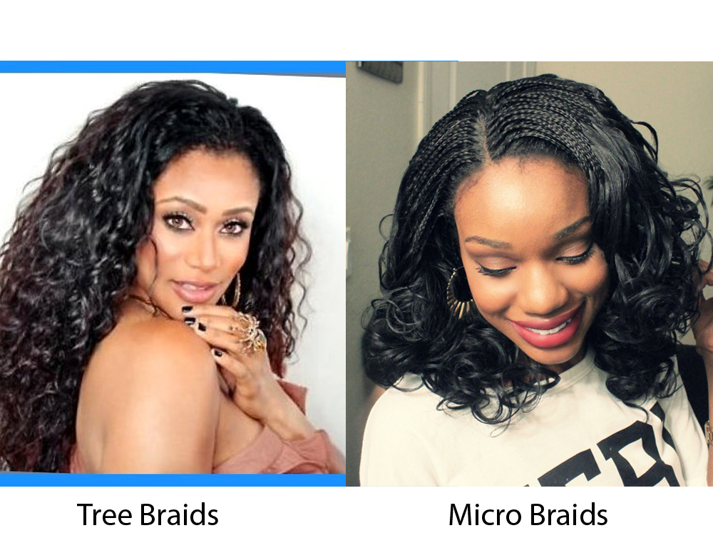 Tree Braids vs Micro Braids 10