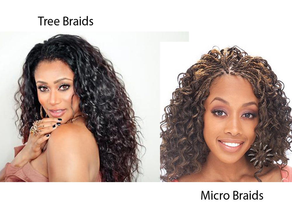 Tree Braids vs Micro Braids 6