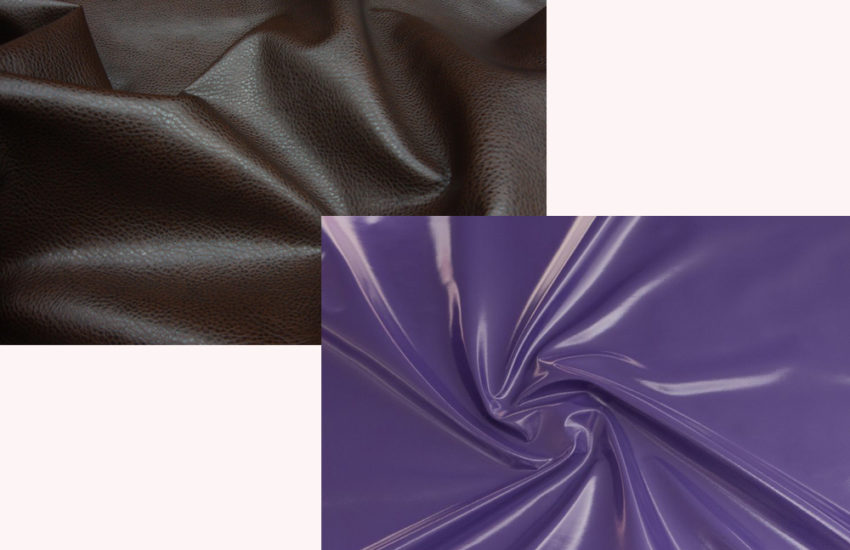 Faux Leather vs Vinyl c
