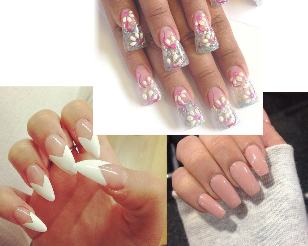 Natural Nails Vs Artificial Nails
