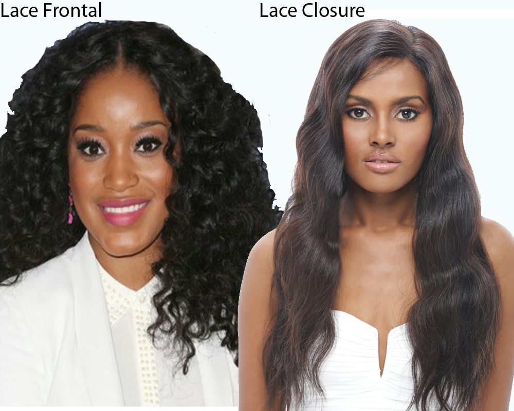 Lace Frontal vs Lace Closure 5