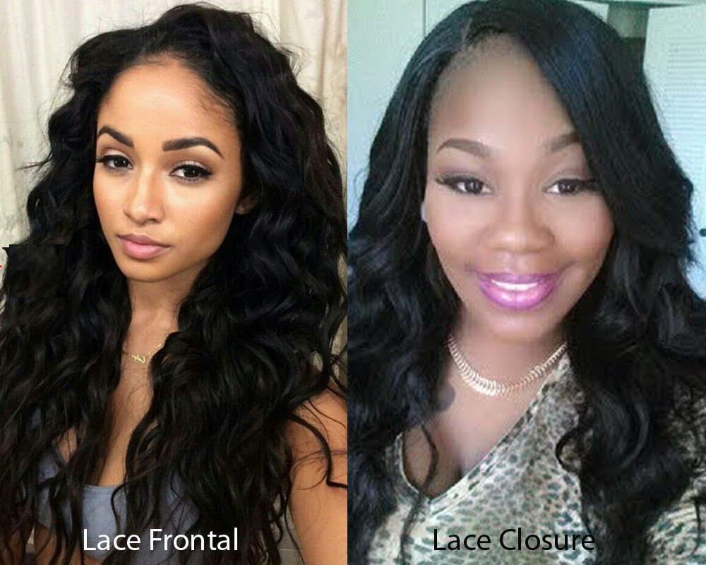 Lace Frontal vs Lace Closure 6
