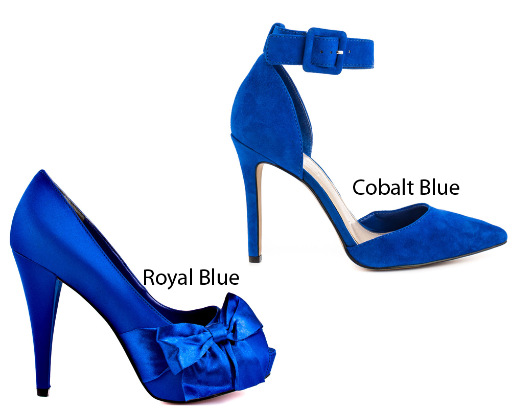 Royal Blue vs Cobalt 2
