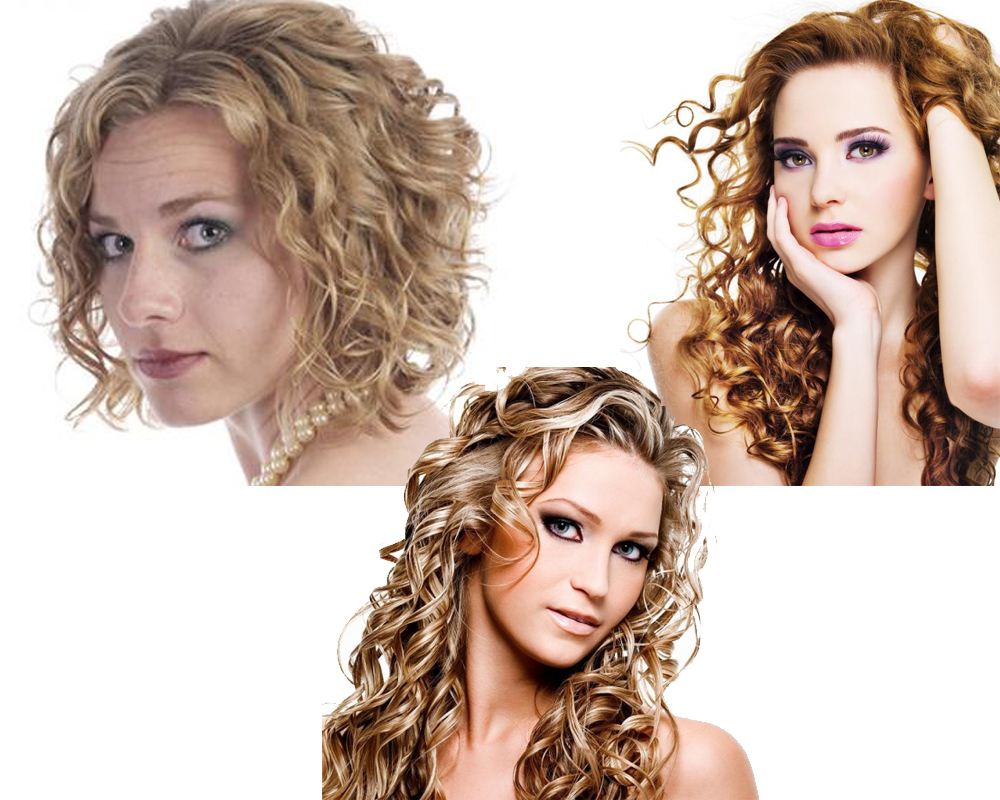 Spiral Perm vs Regular Perm b
