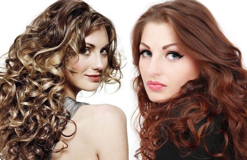 Spiral Perm vs Regular Perm c