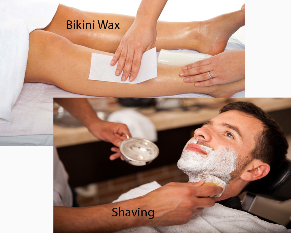 Bikini Wax vs Shaving 2