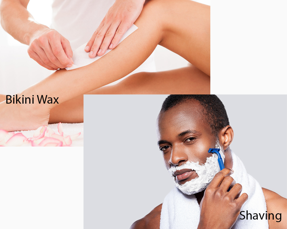 Bikini Wax vs Shaving 3