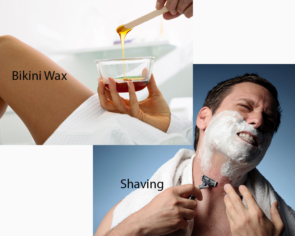 Bikini Wax vs Shaving 4