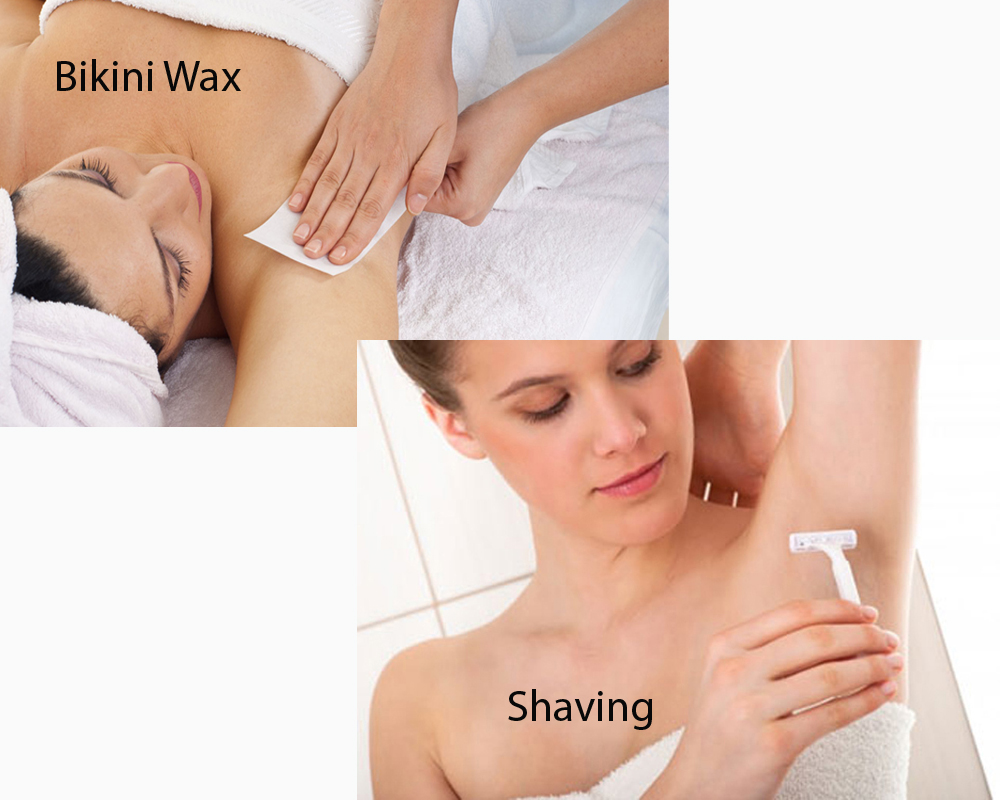 Bikini Wax vs Shaving 5