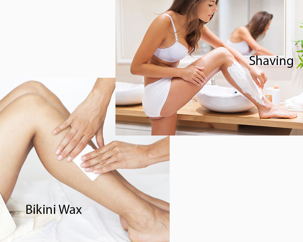 Bikini Wax vs Shaving 6