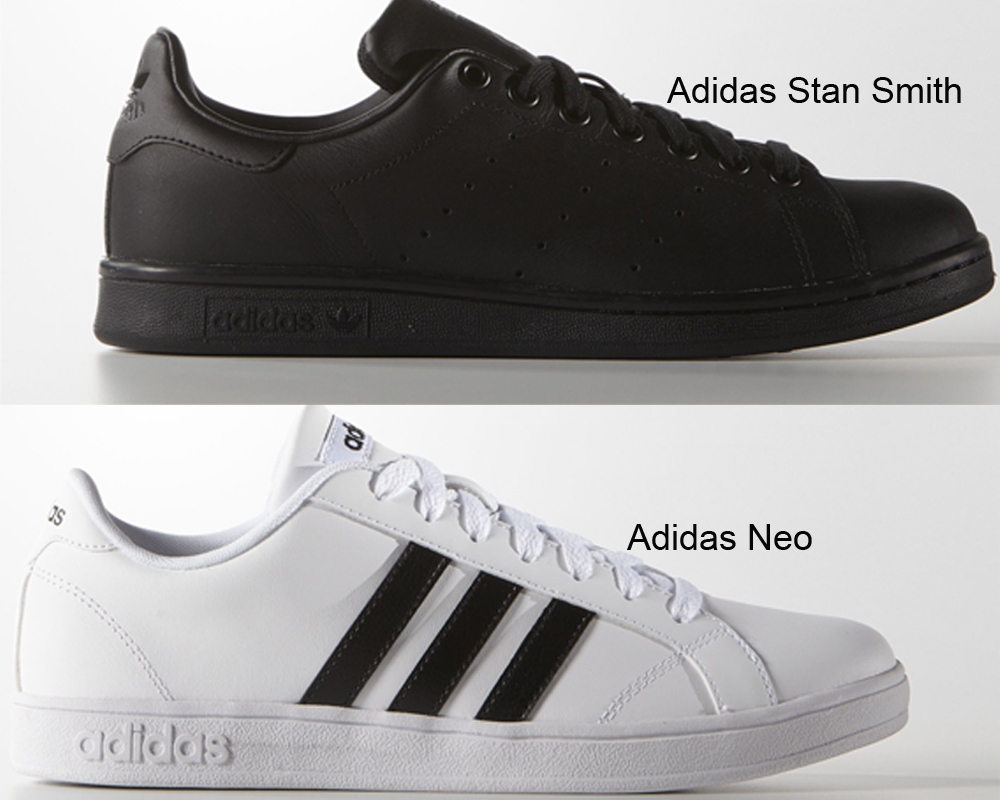 adidas cloudfoam vs superstar
