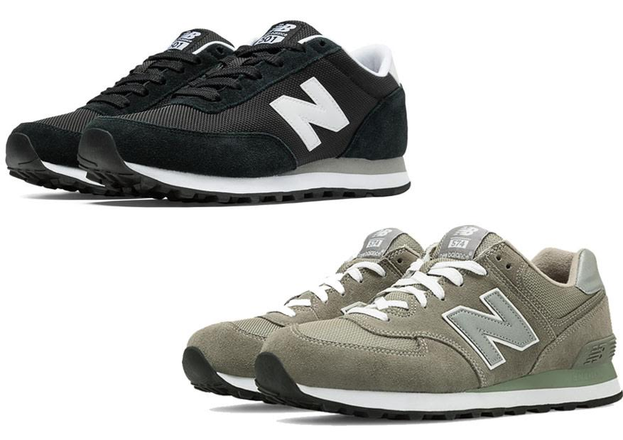 Compare New Balance Shoes