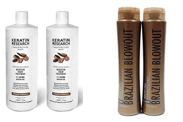 Keratin Hair Treatment Vs Brazilian Blowout Brazilian