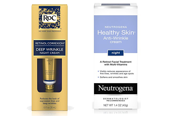 roc retinol vs neutrogena
