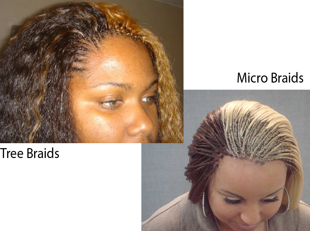 Tree Braids vs Micro Braids 9