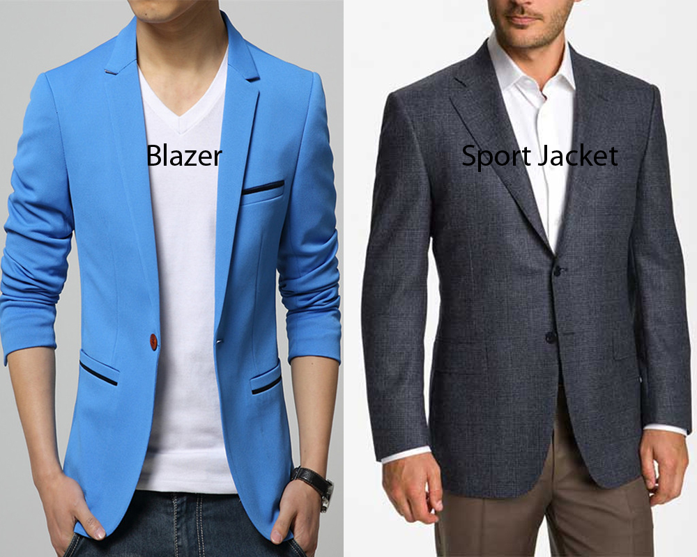 Blazer vs Sport Jacket 2