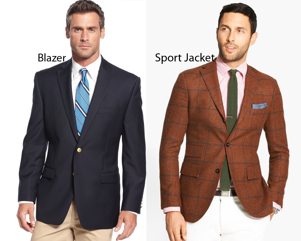 Blazer vs Sport Jacket 3