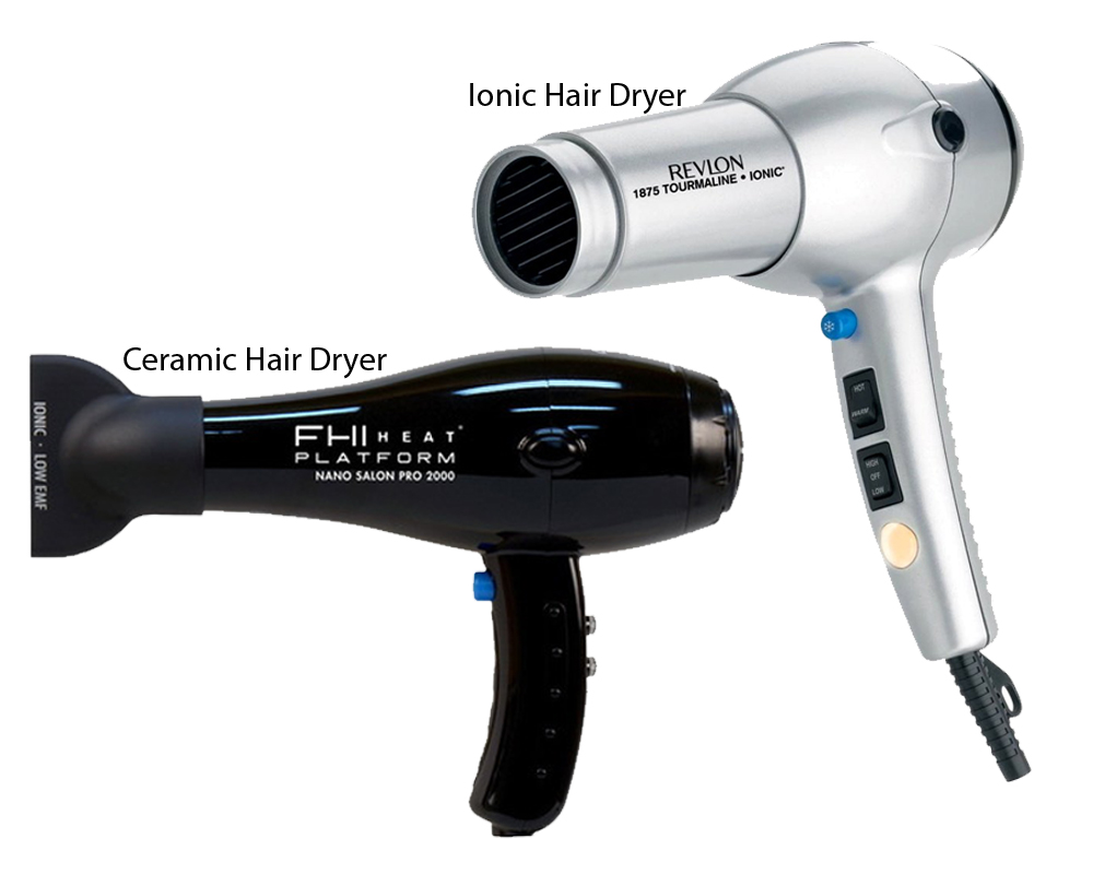 Ceramic vs Ionic Hair Dryer 4