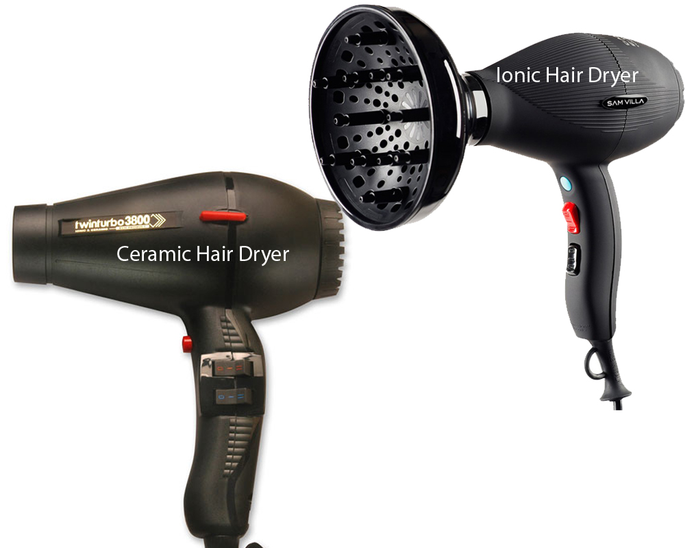 Ceramic vs Ionic Hair Dryer 5