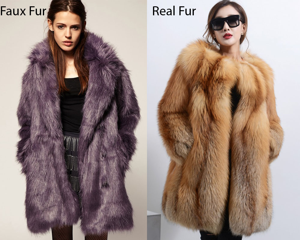 Faux Fur vs Real Fur 1
