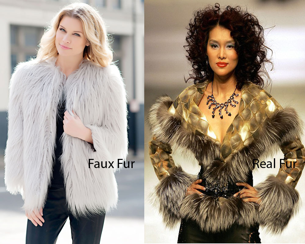 Faux Fur vs Real Fur 4