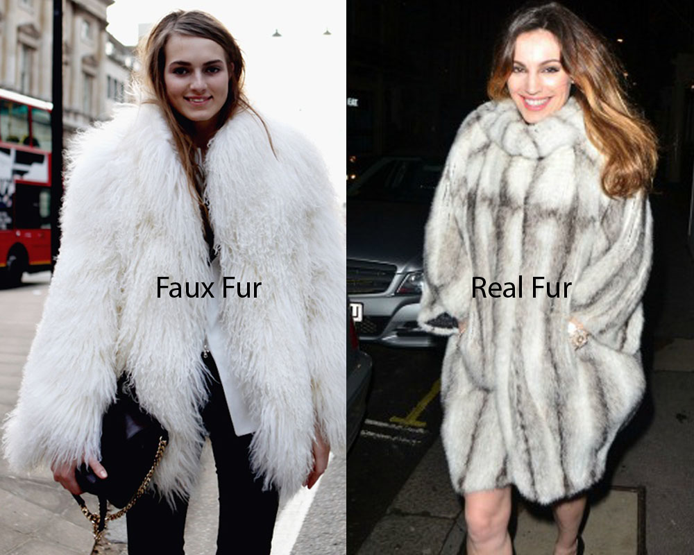 Faux Fur vs Real Fur 5
