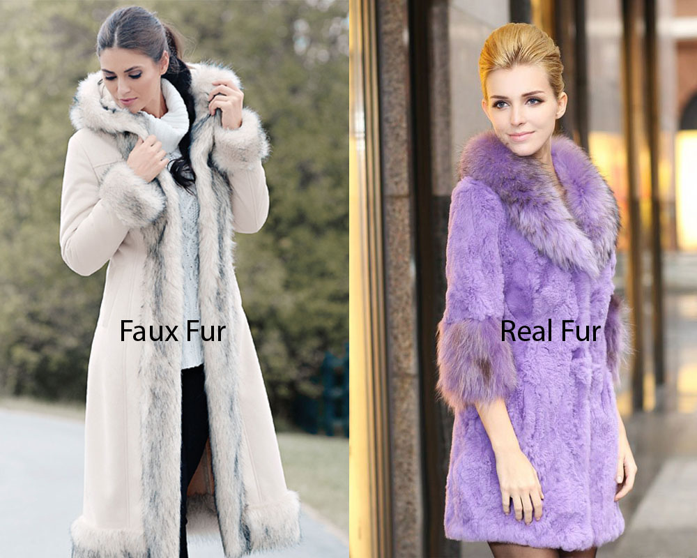 Faux Fur vs Real Fur 6