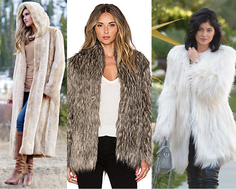 Faux Fur vs Real Fur a