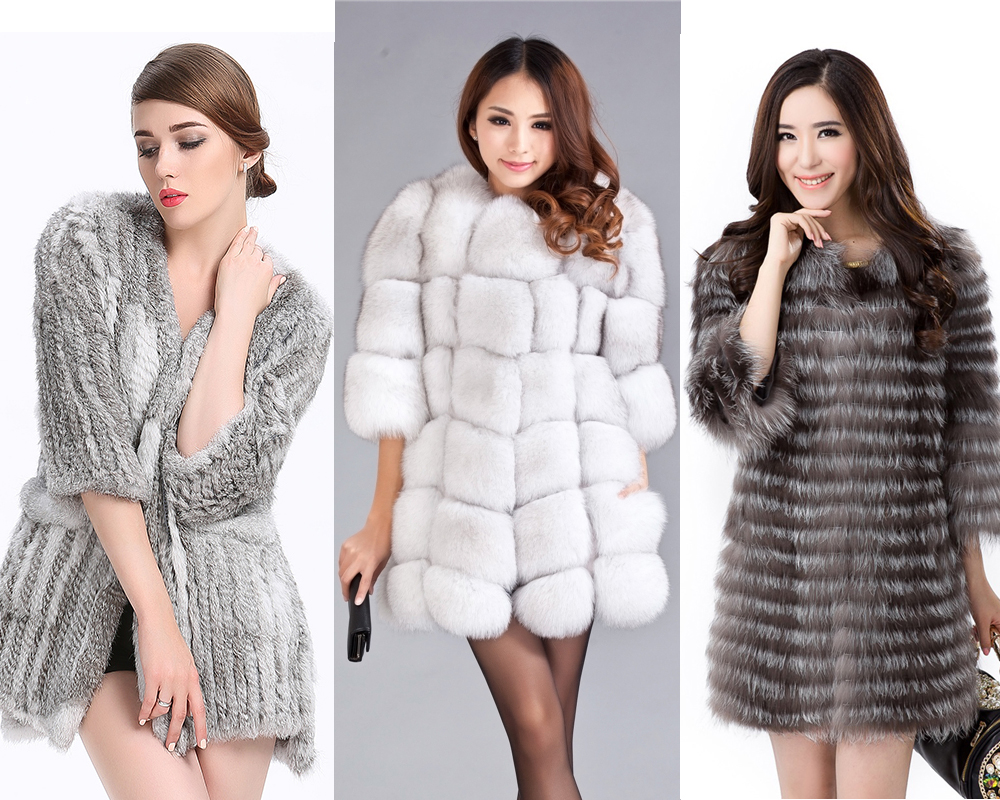 Faux Fur vs Real Fur b