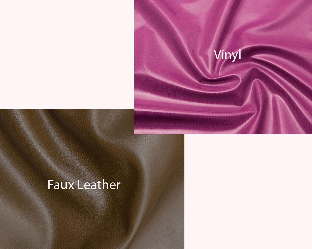 Faux Leather vs Vinyl 2