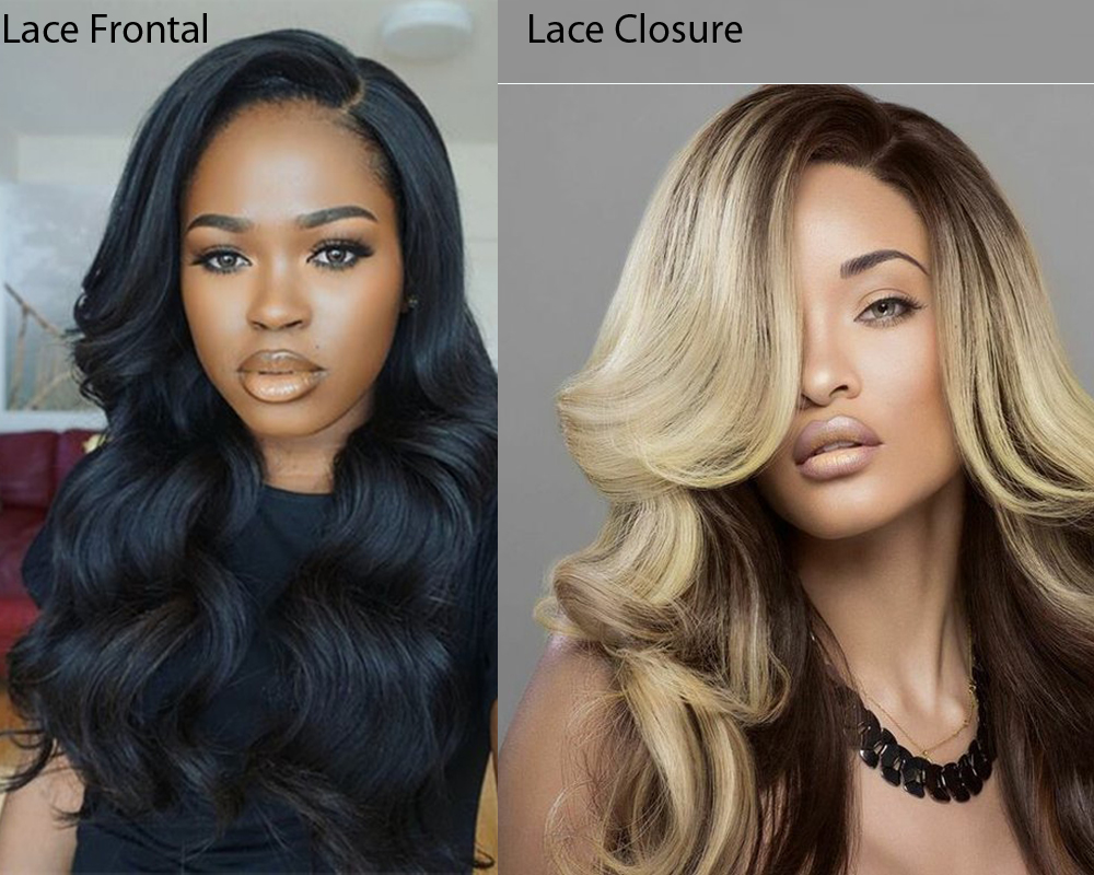 Lace Frontal vs Lace Closure 4