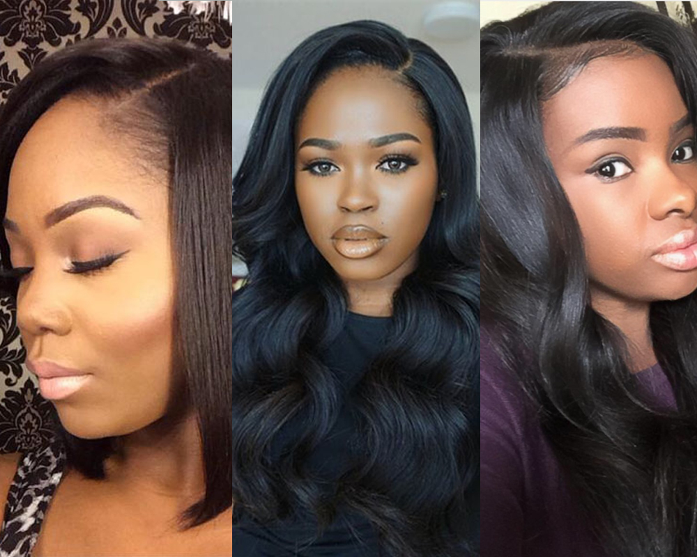 Lace Frontal vs Lace Closure a
