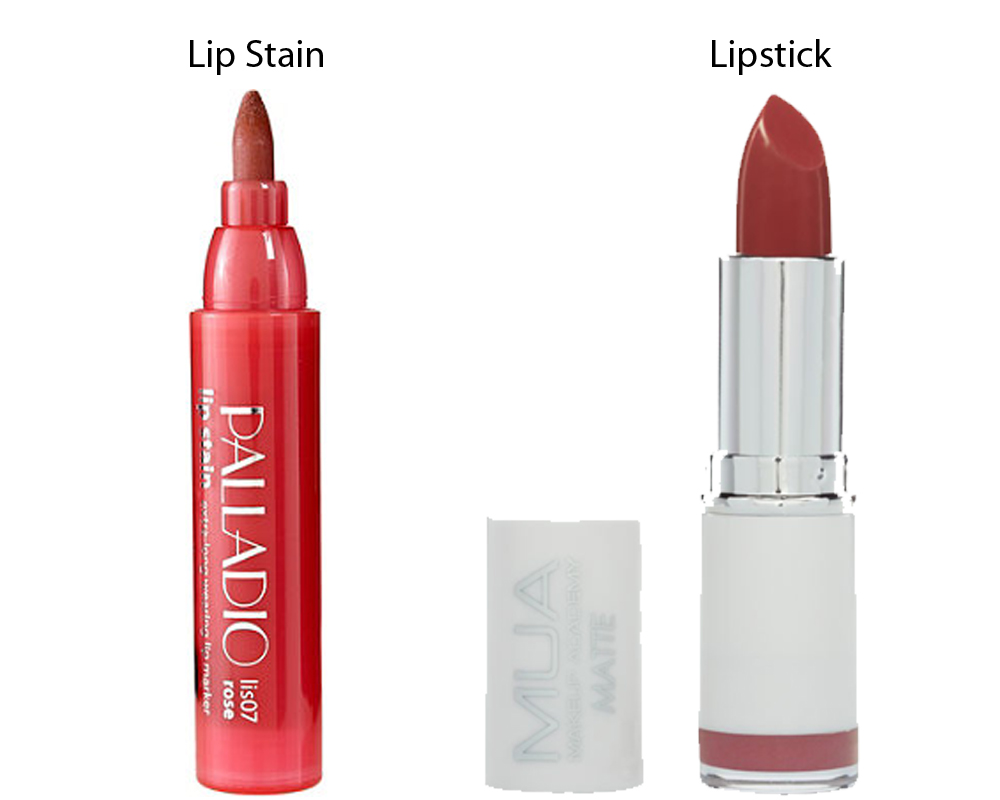 Lip Stain vs Lipstick 5