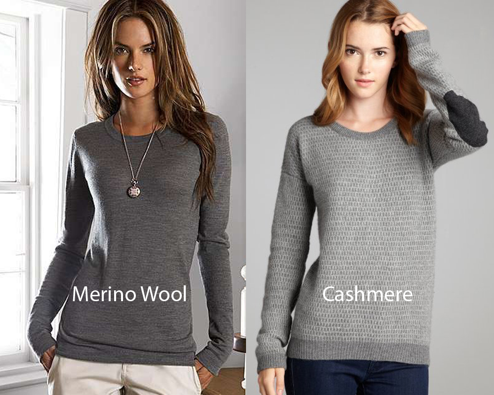 Merino Wool vs Cashmere 1