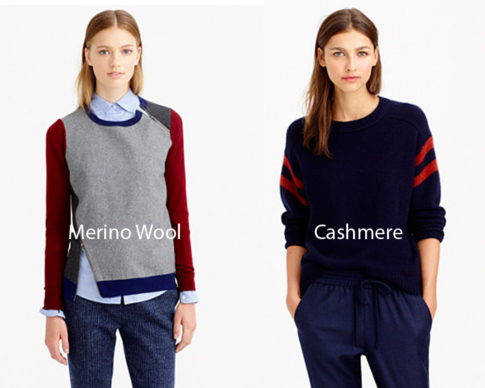 Merino Wool vs Cashmere 2