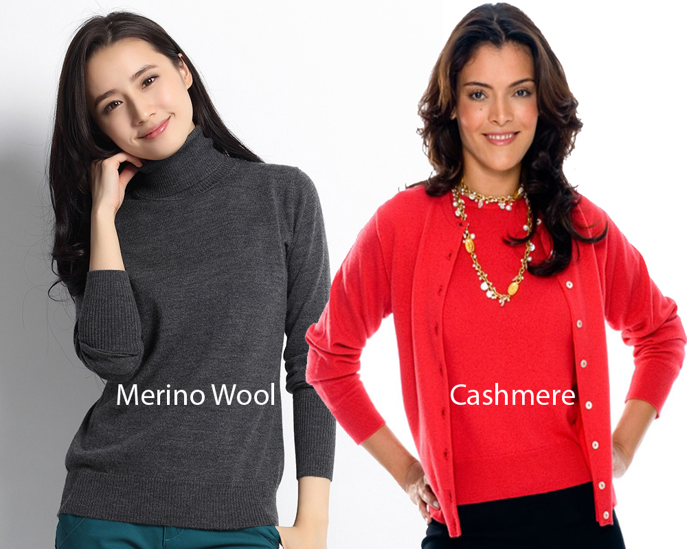 Merino Wool vs Cashmere 3