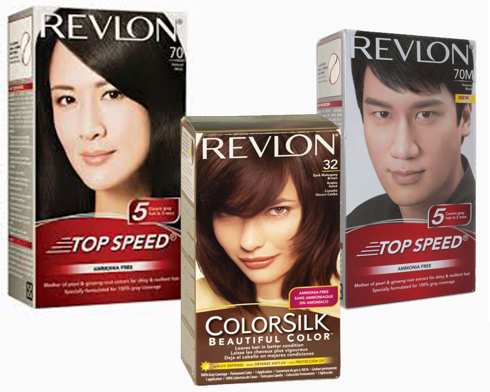 Revlon vs Loreal Hair Dye a