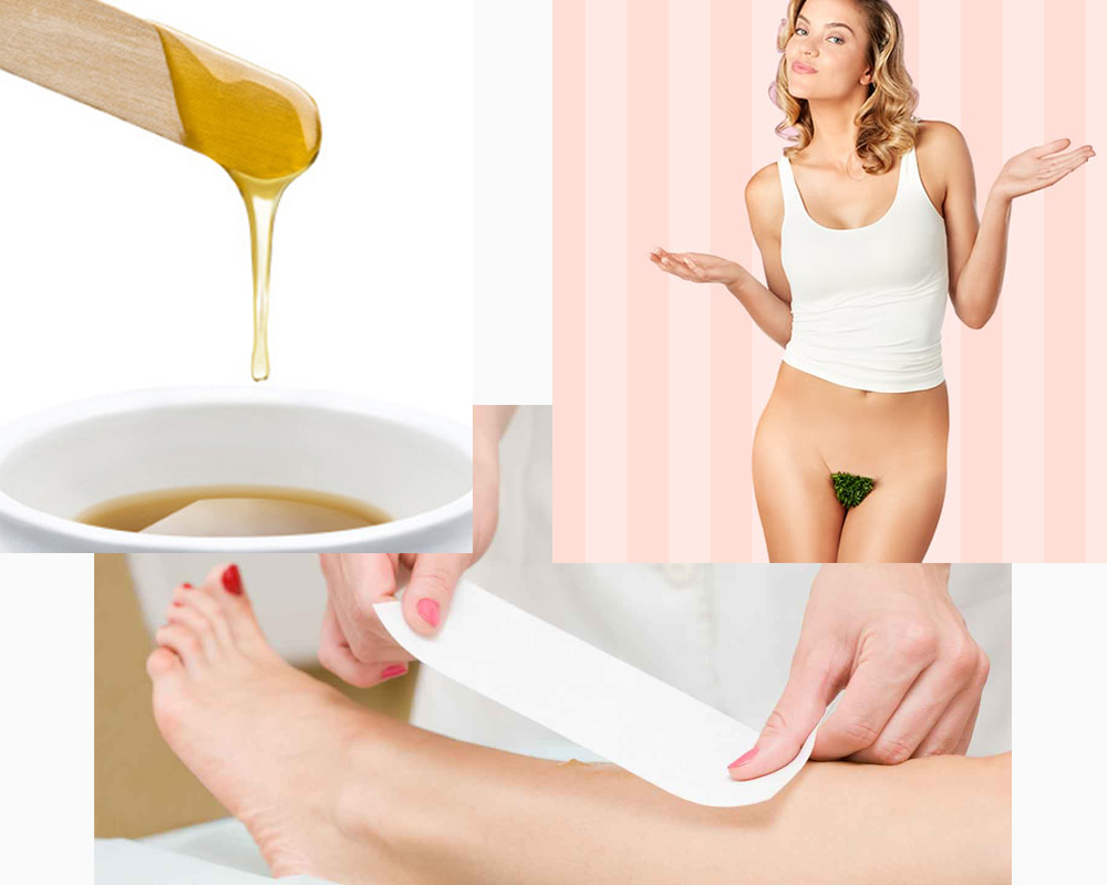 Bikini Wax vs Shaving a