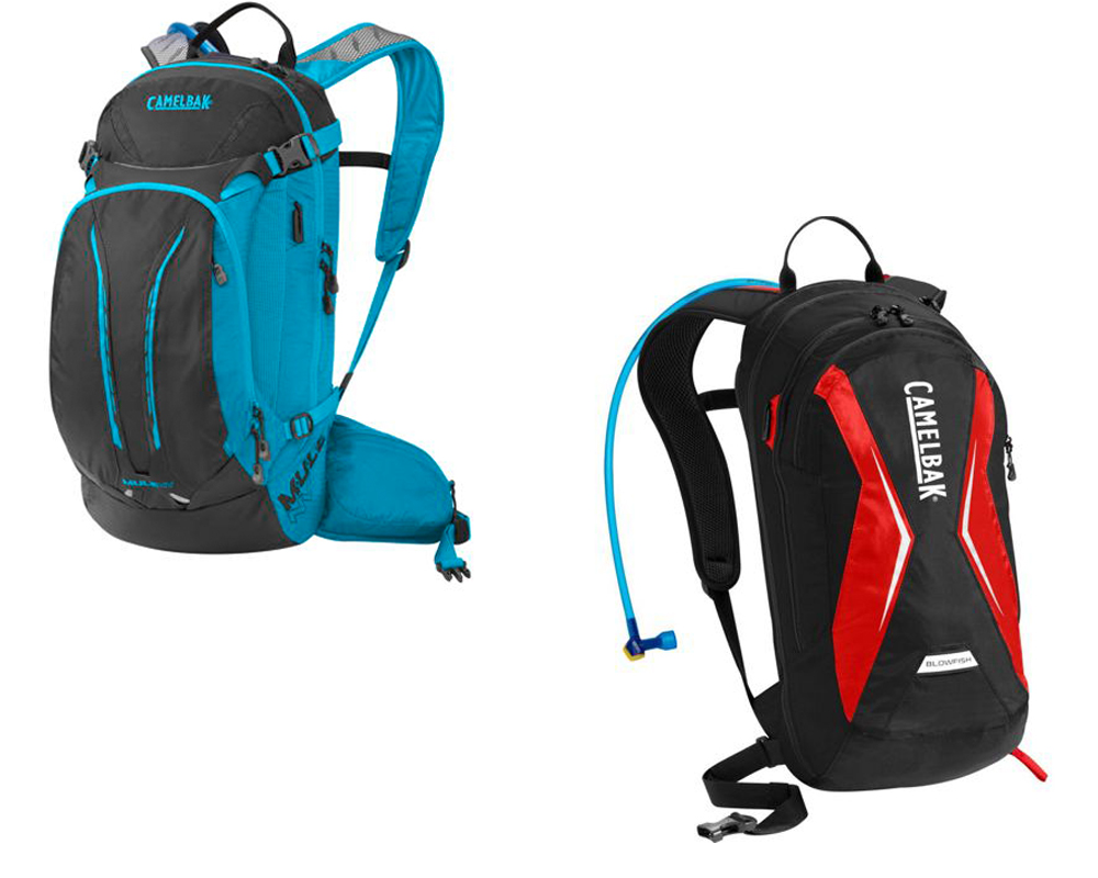 CamelBak M.U.L.E. vs CamelBak Blowfish