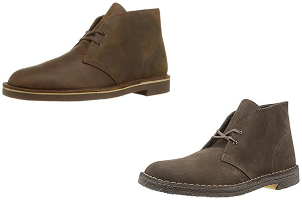 Clarks Bushacre 2 vs Original