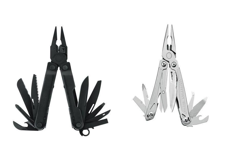 Leatherman Wingman vs Rebar