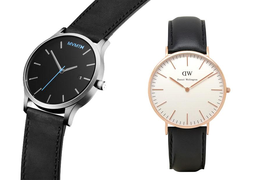 MVMT Watches vs Daniel Wellington