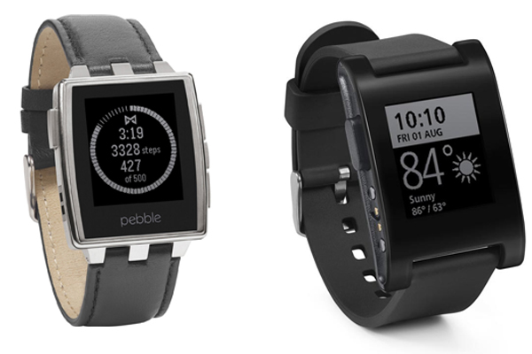 Pebble Steel vs Pebble Classic