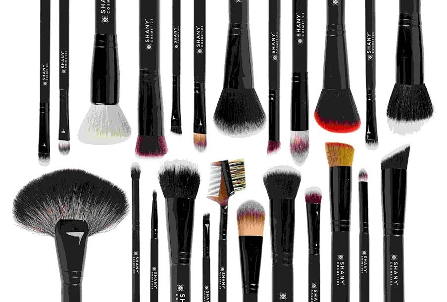 Shany Makeup Brushes Review