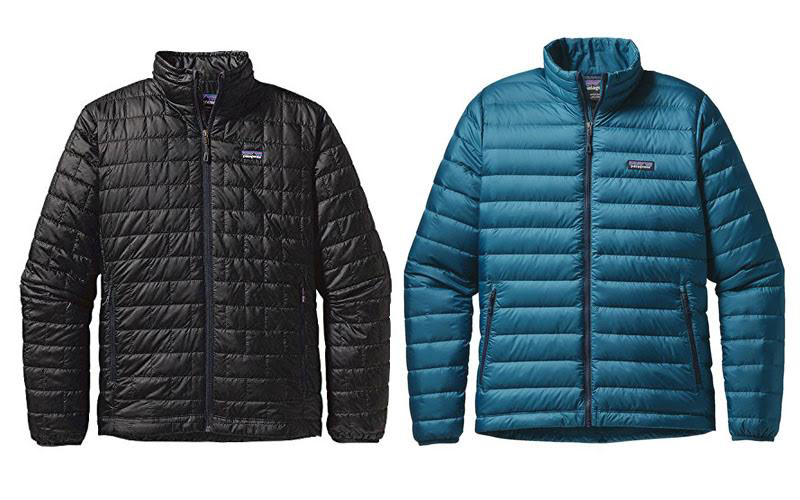 Patagonia Nano Puff vs Down Sweater
