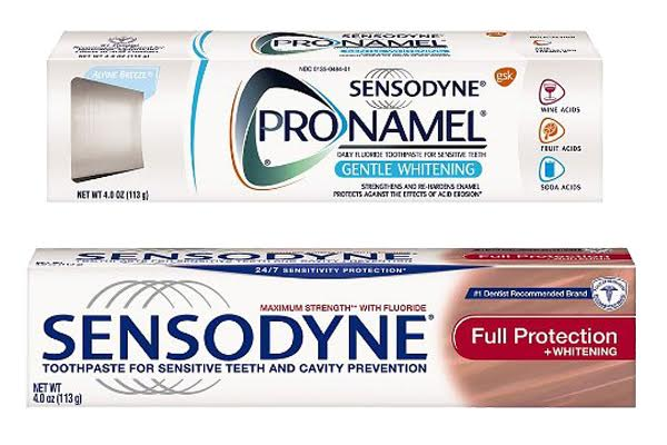 Pronamel vs Sensodyne
