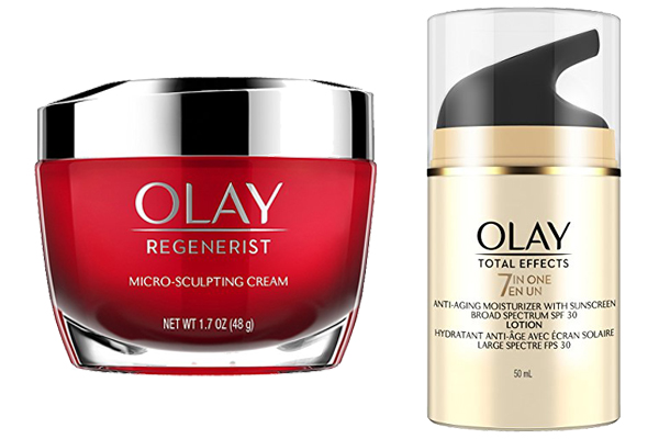 olay regenerist vs total effects