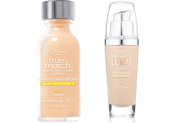 L'oreal True Match Vs Lumi