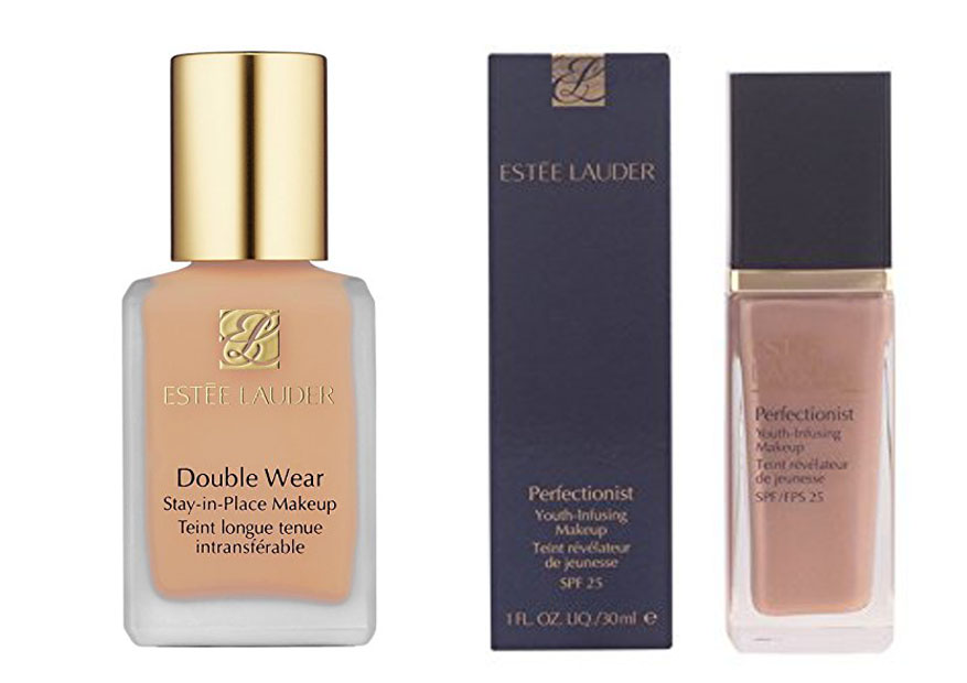 Estee Lauder Double Wear vs Perfectionist