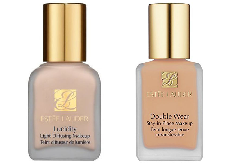 Estee Lauder Lucidity vs Double Wear